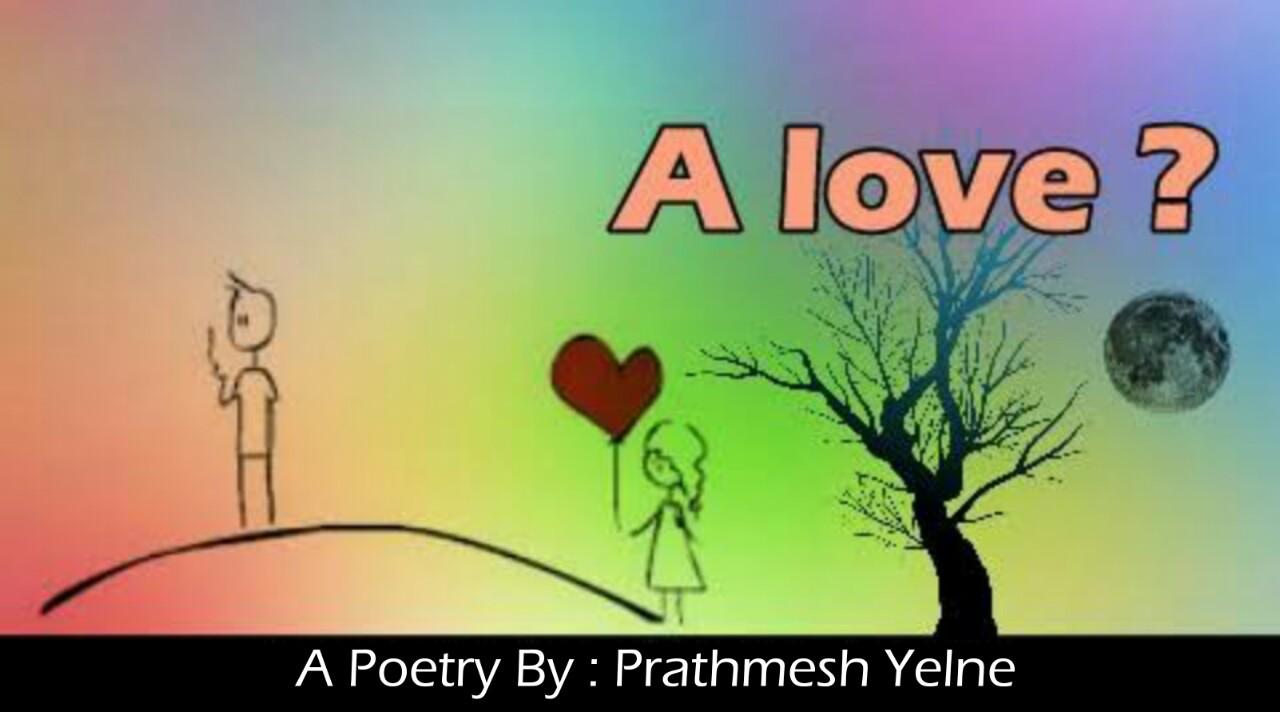 A Love | love poetry in hindi | shayarix