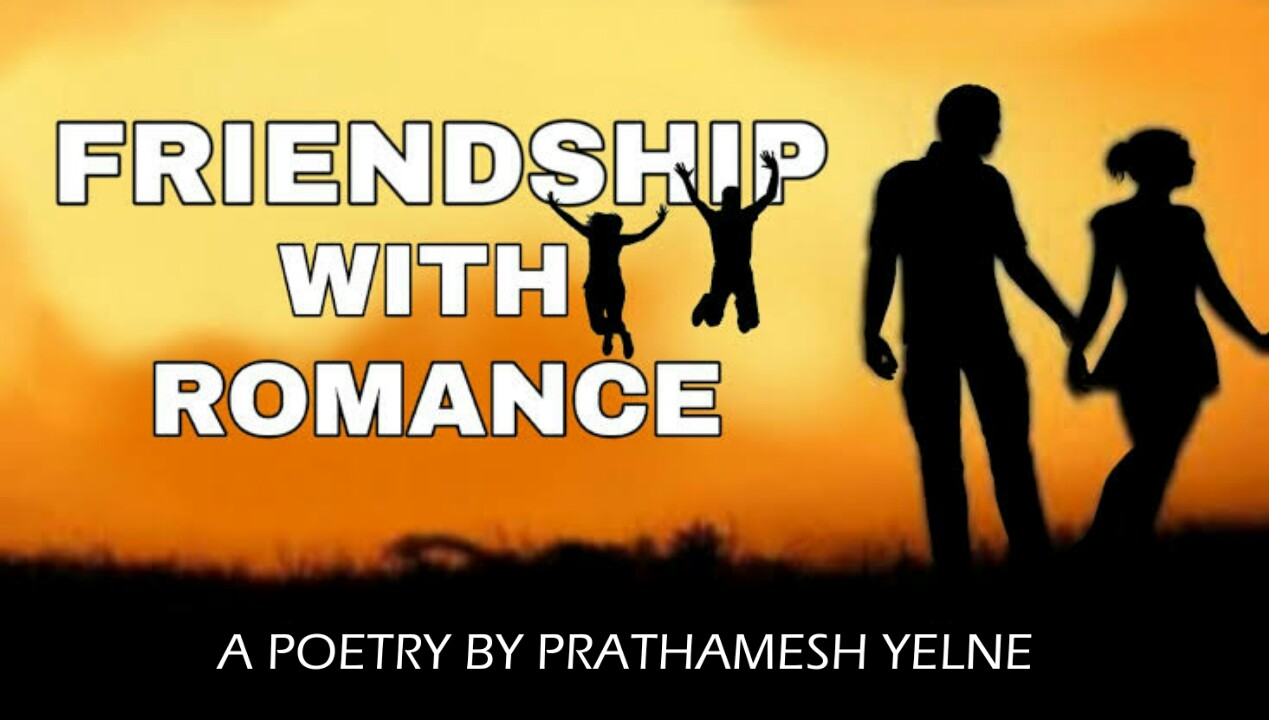 FRIENDSHIP WITH ROMANCE | 2020 friendship day special | shayarix