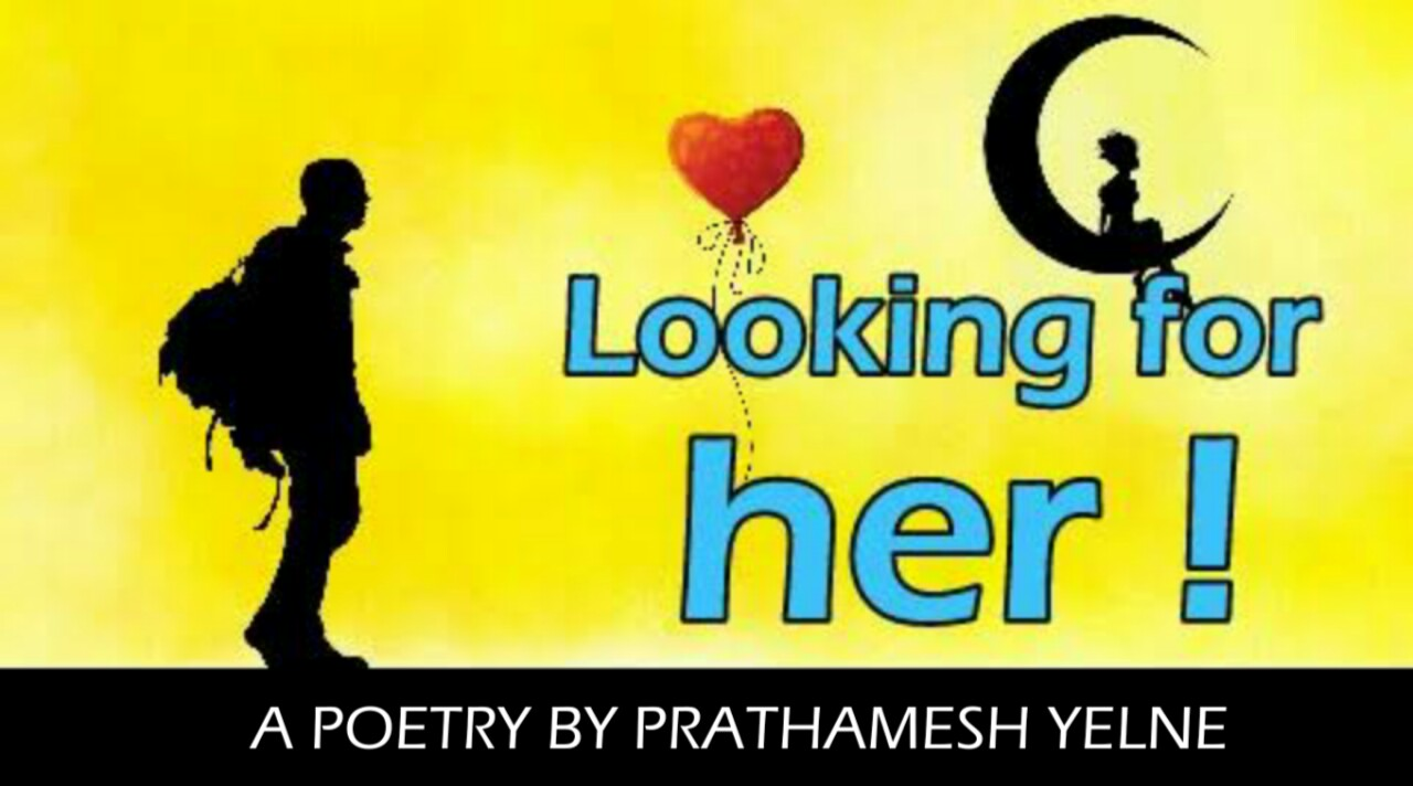 LOOKING FOR YOU | sad poetry in english | Shayarix