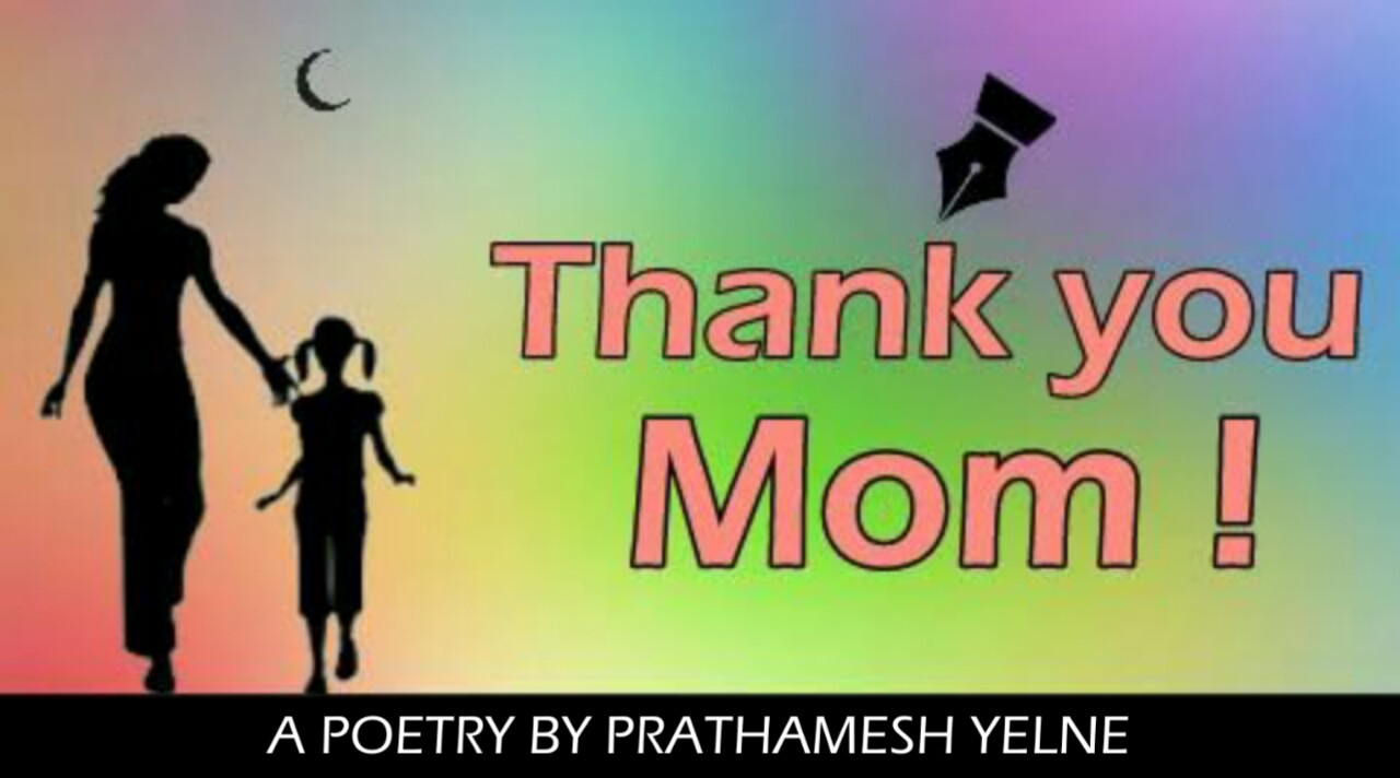 Thank you mom | mother day special | shayarix
